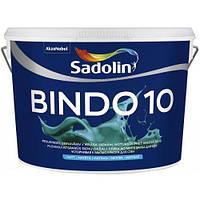 Акриловая краска Sadolin Bindo 10, 10 л