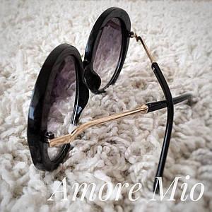 Женские круглые солнцезащитные очки 36ar2