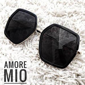 Женские солнцезащитные очки шестиугольные 36ar4