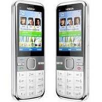 Мобильный телефон Nokia C5 (оригинал) White 1050 мАч, фото 2