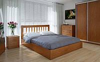 Деревянная кровать Вилидж с механизмом 90х190 см. Meblikoff