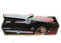 Hair Curles Rozia HR-741, Стайлер для волос, Утюжок, Выпрямитель для волос, Плойка для выравнивания волос