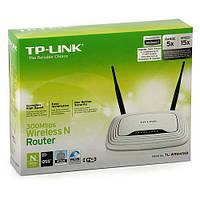 Wi-Fi роутер TP-Link TL-WR841N 300Mb, фото 1