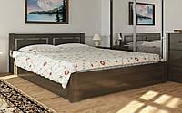 Деревянная кровать Пальмира с механизмом 140х190 см. Meblikoff