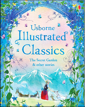 Книга Illustrated Classics. The Secret Garden and Other Stories , фото 2