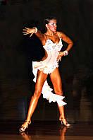 Платье для бальных танцев (латина- юниоры 2, молодежь)