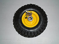 Колесо BudMonster пневмо 3,5х4 (артикул 01-026) черное