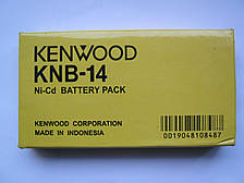 Аккумулятор Kenwood KNB 14