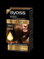 Syoss Oleo Intense 5-86 Карамельный каштановый