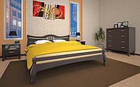 Кровать Корона 1 140х190 см. Тис
