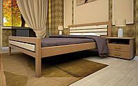 Кровать Модерн 1 140х200 см. Тис