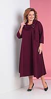 Платье Novella Sharm-3144-3 белорусский трикотаж, бодро, 62