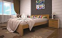 Кровать Изабелла 3 140х190 см. Тис