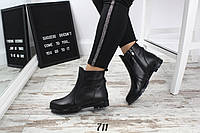 Ботинки женские зимние кожа Gucc*i 711