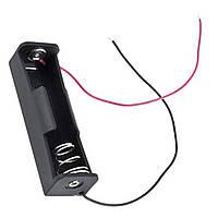 Батарейный отсек 18650*1шт (3,7В)