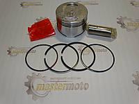 """Поршень на четырехтактный китайский скутер GY6 150сс .STD (57,4мм), """"Mototech"""", фото 1"""