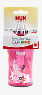 Nuk Easy Learning Cup Fun Trinkhalmbecher - Чашка с трубочкой для детей