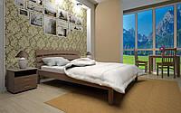 Кровать Домино 3 90х190 см. Тис