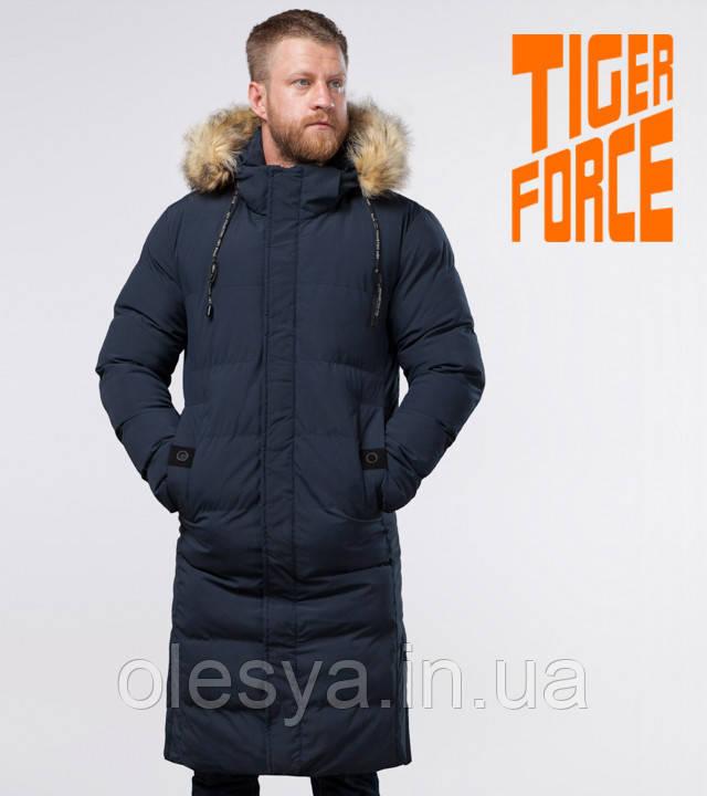 Tiger Force 73612 | Мужская куртка темно-синяя