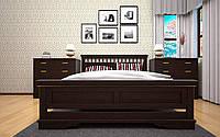 Кровать Атлант 13 90х190 см. Тис