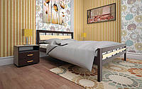 Кровать Модерн 3 90х200 см. Тис