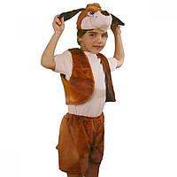 Маскарадный костюм меховой Собака (размер S)