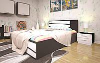 Кровать Элит 2 180х200 см. Тис