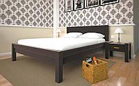 Кровать Модерн 9 140х200 см. Тис