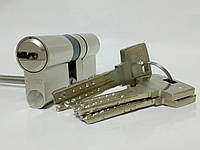 Цилиндр Abus Bravus 3000MX 80мм (40x40) ключ-ключ МОДУЛЬНЫЙ