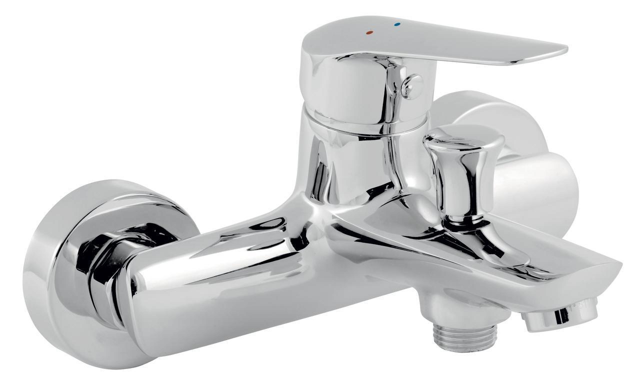 Смеситель для ванны Ferro Dijon BDJ1 хром