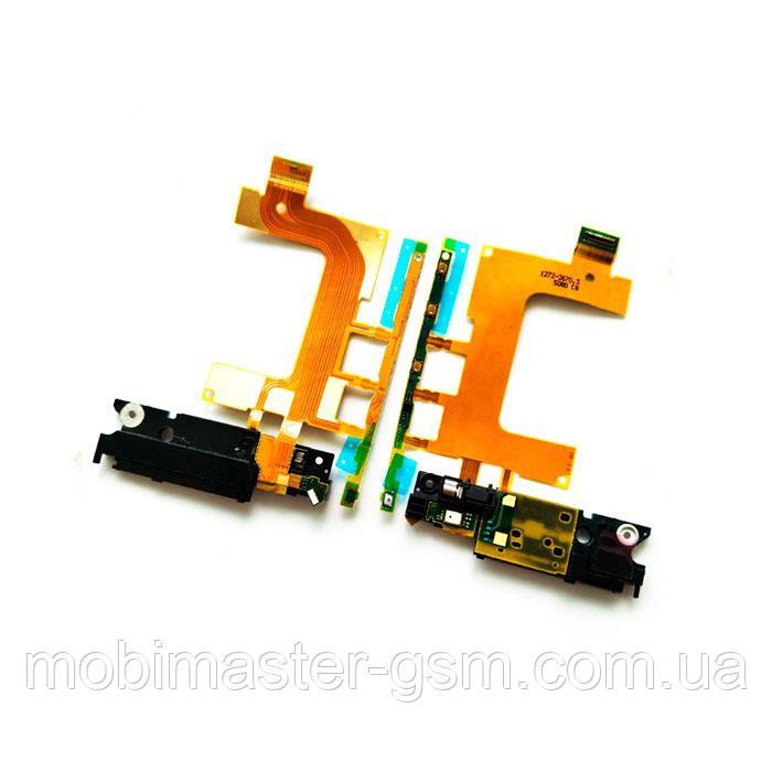 Шлейф Sony C5502 M36h Xperia ZR с HF и датчиком освещённости