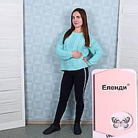 Джинсы теплые Elendi 55105-1 3XL Размер 48-50