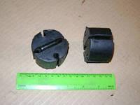 Подушка подвеск глушителя (амортизатор) Газель,3307 (круглый) старый образец. (производство Украина)