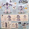 Интерактивный робот 1029A на радиоуправлении, фото 8