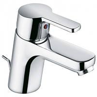 Смеситель для раковины с донным клапаном Kludi Logo Neo 372890575 хром