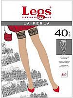 """Чулки Legs 40 Den """"La Perla"""""""