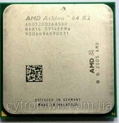 Процесор AMD Athlon X2 5200+ 2x2.6 GHz sAM2