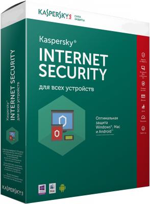 Антивирус Kaspersky Internet Security 2019 1 ПК 1 год ESD электронная лицензия