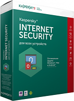Антивирус Kaspersky Internet Security 1 ПК 1 год ESD электронная лицензия