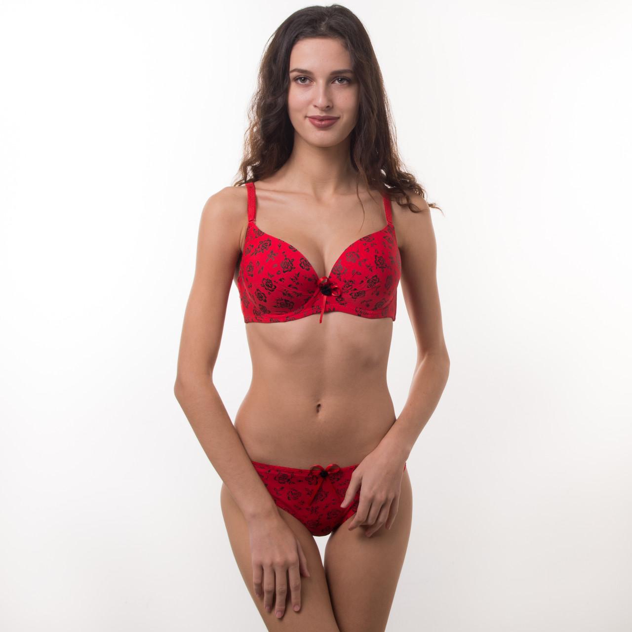 Комплект Biweier 3853 красный