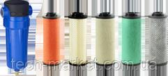 Магистральные воздушные фильтры для сжатого воздуха OMI