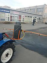 Опрыскиватель для мотоблока 125л ШИП, фото 2