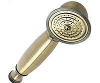 Ручная лейка Genebre New regent classic bronze 100196 43 00 бронза