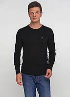 Реглан мужской TOMMY HILFIGER цвет черный размер XL XXL арт 1957888834078