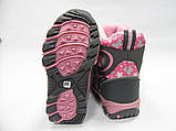 Детские термосапожки зимние для девочки тм B&G, размер 23, фото 3