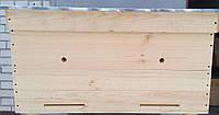 Улей-лежак на 24 рамок с оцынковкой, фото 1