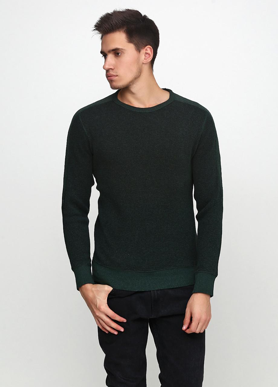 Толстовка мужская DIESEL цвет темно-зеленый размер XL арт 00SFEJ00SSQ