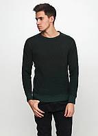 Толстовка мужская DIESEL цвет темно-зеленый размер XL арт 00SFEJ00SSQ, фото 1