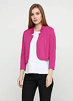 Пиджак женский TOM TAILOR цвет розовый размер M арт 3923038.00.70