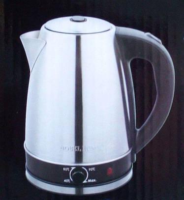Электрический чайник Nobel home Nh-07509 с регулировкой температуры